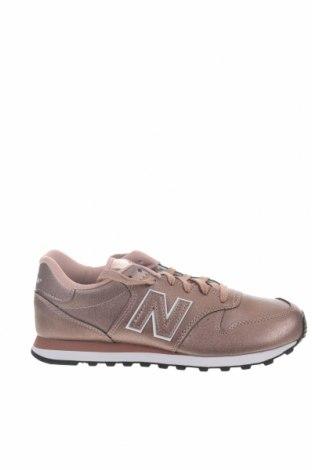 Γυναικεία παπούτσια New Balance, Μέγεθος 39, Χρώμα Ρόζ , Δερματίνη, Τιμή 69,20€