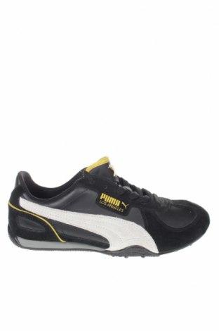 Γυναικεία παπούτσια PUMA, Μέγεθος 38, Χρώμα Μαύρο, Φυσικό σουέτ, γνήσιο δέρμα, Τιμή 79,79€