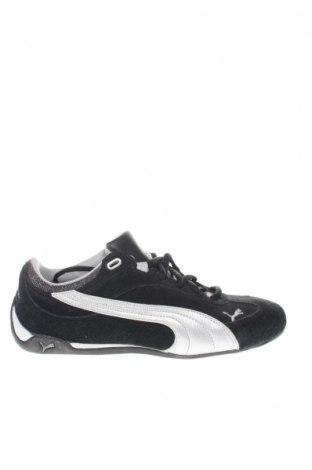 Γυναικεία παπούτσια PUMA, Μέγεθος 38, Χρώμα Μαύρο, Φυσικό σουέτ, Τιμή 79,79€