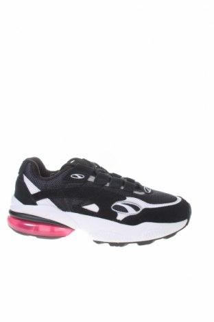 Γυναικεία παπούτσια PUMA, Μέγεθος 38, Χρώμα Μαύρο, Φυσικό σουέτ, κλωστοϋφαντουργικά προϊόντα, γνήσιο δέρμα, Τιμή 97,42€