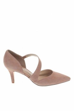 Γυναικεία παπούτσια Pier One, Μέγεθος 41, Χρώμα Ρόζ , Φυσικό σουέτ, Τιμή 46,54€