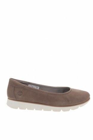 Γυναικεία παπούτσια Timberland, Μέγεθος 40, Χρώμα  Μπέζ, Γνήσιο δέρμα, Τιμή 56,50€