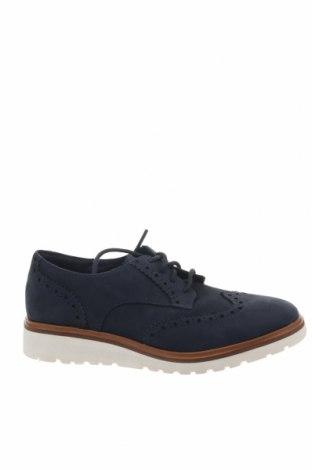 Γυναικεία παπούτσια Timberland, Μέγεθος 37, Χρώμα Μπλέ, Γνήσιο δέρμα, Τιμή 57,40€
