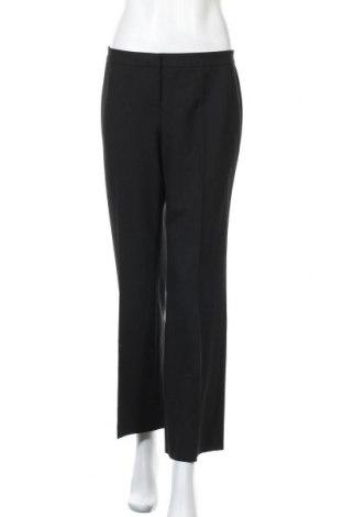 Дамски панталон, Размер S, Цвят Черен, 37% вискоза, 35% полиестер, 25% вълна, 3% еластан, Цена 6,30лв.