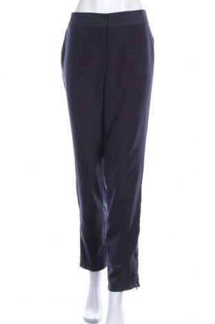 Дамски панталон, Размер L, Цвят Син, Полиестер, Цена 7,61лв.