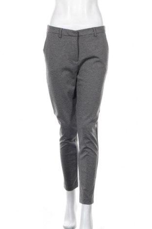 Дамски панталон 17 & Co., Размер M, Цвят Сив, 86% полиестер, 11% вискоза, 3% еластан, Цена 25,94лв.
