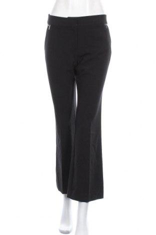 Дамски панталон 7th Avenue, Размер M, Цвят Черен, 64% полиестер, 32% вискоза, 4% еластан, Цена 6,83лв.
