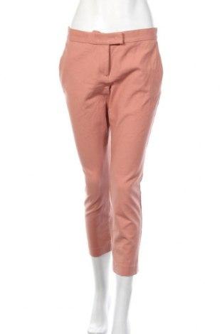 Дамски панталон Ann Taylor, Размер M, Цвят Розов, 88% памук, 12% еластан, Цена 41,90лв.