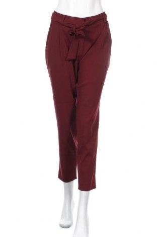Дамски панталон Atelier GARDEUR, Размер L, Цвят Червен, Цена 11,03лв.