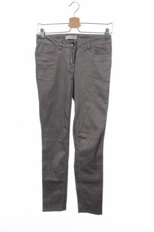 Дамски панталон Blue Motion, Размер S, Цвят Сив, 99% памук, 1% еластан, Цена 22,68лв.