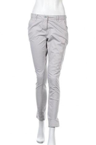 Дамски панталон Blue Motion, Размер S, Цвят Сив, 98% памук, 2% еластан, Цена 22,68лв.