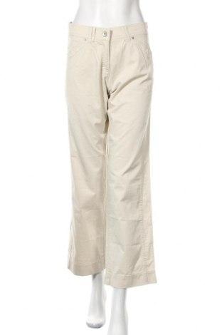 Дамски панталон Brax, Размер S, Цвят Бежов, 82% памук, 15% други нишки, 3% еластан, Цена 20,70лв.
