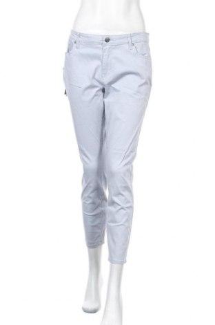Γυναικείο παντελόνι Buffalo, Μέγεθος L, Χρώμα Μπλέ, 98% βαμβάκι, 2% ελαστάνη, Τιμή 22,08€
