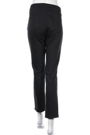 Γυναικείο παντελόνι Camomilla, Μέγεθος XL, Χρώμα Μαύρο, 57% βαμβάκι, 40% πολυεστέρας, 3% ελαστάνη, Τιμή 13,76€