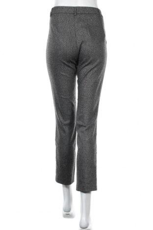 Дамски панталон Camomilla, Размер M, Цвят Сив, 57% полиестер, 27% вълна, 14% вискоза, 2% еластан, Цена 24,92лв.