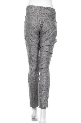 Дамски панталон Camomilla, Размер XL, Цвят Сив, 58% полиестер, 26% вълна, 14% вискоза, 2% еластан, Цена 17,80лв.