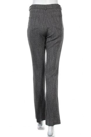 Дамски панталон Camomilla, Размер L, Цвят Сив, 52% полиестер, 47% вискоза, 1% еластан, Цена 15,56лв.