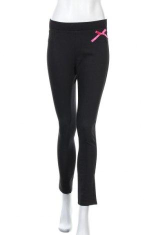 Дамски панталон Camomilla, Размер S, Цвят Черен, 57% памук, 40% полиестер, 3% еластан, Цена 24,92лв.