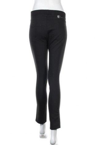 Γυναικείο παντελόνι Camomilla, Μέγεθος S, Χρώμα Μαύρο, 57% βαμβάκι, 40% πολυεστέρας, 3% ελαστάνη, Τιμή 13,76€