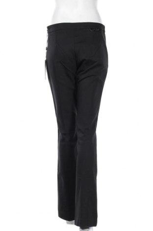 Дамски панталон Camomilla, Размер M, Цвят Черен, 57% памук, 40% полиестер, 3% еластан, Цена 17,80лв.