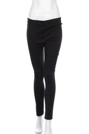 Дамски панталон Clarina Collection, Размер M, Цвят Черен, Цена 8,51лв.