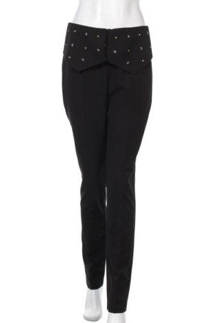 Дамски панталон Denny Rose, Размер M, Цвят Черен, 88% полиестер, 12% еластан, Цена 20,85лв.