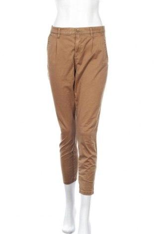 Дамски панталон Esprit, Размер M, Цвят Кафяв, Памук, Цена 8,74лв.