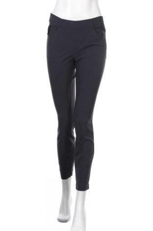 Дамски панталон Essentials by Tchibo, Размер S, Цвят Син, 70% вискоза, 26% полиамид, 4% еластан, Цена 8,82лв.