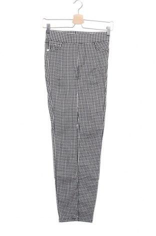 Дамски панталон Fb Sister, Размер XS, Цвят Черен, 63% вискоза, 18% полиестер, 16% полиамид, 3% еластан, Цена 8,09лв.