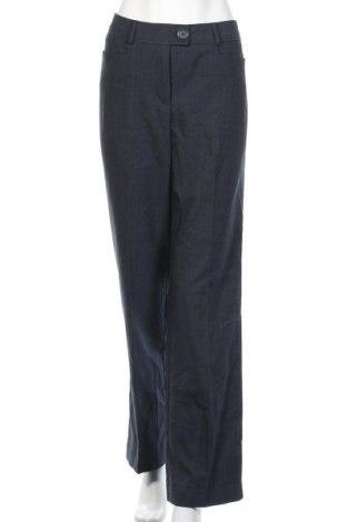 Дамски панталон Georgie, Размер M, Цвят Син, 79% полиестер, 18% вискоза, 3% еластан, Цена 11,03лв.