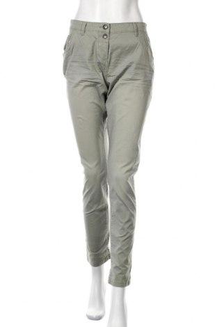 Дамски панталон Gina, Размер M, Цвят Сив, 98% пера, 2% еластан, Цена 7,37лв.
