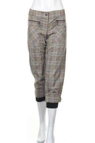 Дамски панталон H&M, Размер S, Цвят Многоцветен, 36% вискоза, 36% полиестер, 25% полиамид, 3% акрил, Цена 11,03лв.