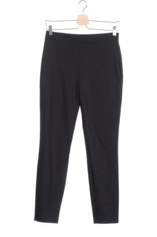 Γυναικείο παντελόνι Hallhuber, Μέγεθος XS, Χρώμα Μαύρο, 49% πολυεστέρας, 47% βαμβάκι, 4% ελαστάνη, Τιμή 25,33€
