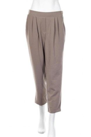 Дамски панталон Jaclyn Smith, Размер M, Цвят Кафяв, Полиестер, Цена 7,35лв.