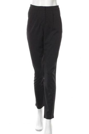 Дамски панталон Jacqueline De Yong, Размер S, Цвят Черен, 95% полиестер, 5% еластан, Цена 44,25лв.