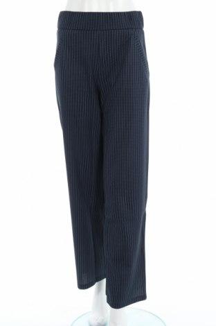 Дамски панталон Jacqueline De Yong, Размер S, Цвят Син, 95% полиестер, 5% еластан, Цена 13,64лв.