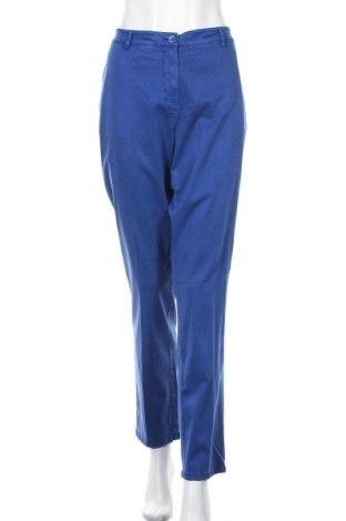 Дамски панталон Jones, Размер XL, Цвят Син, 64% тенсел, 34% памук, 2% еластан, Цена 30,24лв.