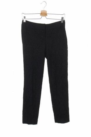 Γυναικείο παντελόνι Loft By Ann Taylor, Μέγεθος XS, Χρώμα Μαύρο, 51% πολυαμίδη, 49% βαμβάκι, Τιμή 8,64€