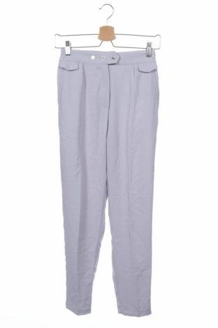 Дамски панталон Maniere de voir, Размер XXS, Цвят Син, Полиестер, Цена 34,02лв.