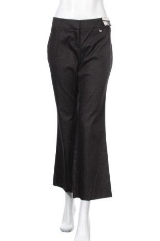 Дамски панталон New York & Company, Размер M, Цвят Черен, 60% памук, 38% полиестер, 2% еластан, Цена 9,66лв.