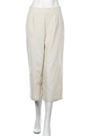 Дамски панталон ONLY, Размер M, Цвят Бежов, Цена 11,50лв.