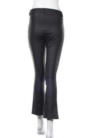 Дамски панталон Object, Размер M, Цвят Черен, 77% вискоза, 20% полиамид, 3% еластан, Цена 12,40лв.