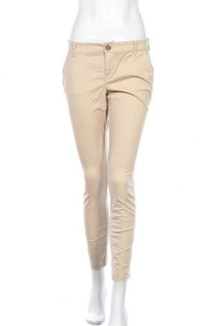 Γυναικείο παντελόνι Old Navy, Μέγεθος S, Χρώμα  Μπέζ, 97% βαμβάκι, 3% ελαστάνη, Τιμή 15,59€