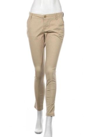 Γυναικείο παντελόνι Old Navy, Μέγεθος M, Χρώμα  Μπέζ, 97% βαμβάκι, 3% ελαστάνη, Τιμή 16,89€
