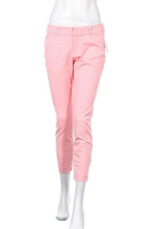 Дамски панталон Old Navy, Размер M, Цвят Розов, 95% памук, 5% еластан, Цена 16,54лв.