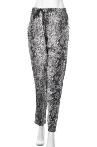 Дамски панталон Paprika, Размер L, Цвят Сив, Полиестер, Цена 14,44лв.