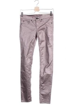 Γυναικείο παντελόνι Rag & Bone, Μέγεθος S, Χρώμα Ρόζ , Βαμβάκι, πολυεστέρας, ελαστάνη, Τιμή 43,57€