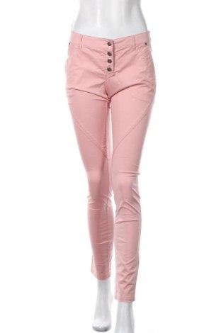 Дамски панталон Rainbow, Размер S, Цвят Розов, 98% памук, 2% еластан, Цена 20,70лв.