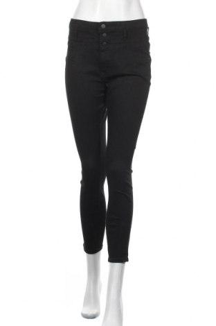 Дамски панталон Refuge, Размер S, Цвят Черен, 65% памук, 31% полиестер, 4% еластан, Цена 8,82лв.