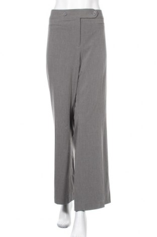 Дамски панталон Reitmans, Размер XXL, Цвят Сив, 63% полиестер, 33% вискоза, 4% еластан, Цена 27,41лв.
